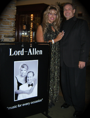 Jeni Lord and Bob Allen