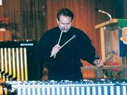 Image of Bob with Mallets