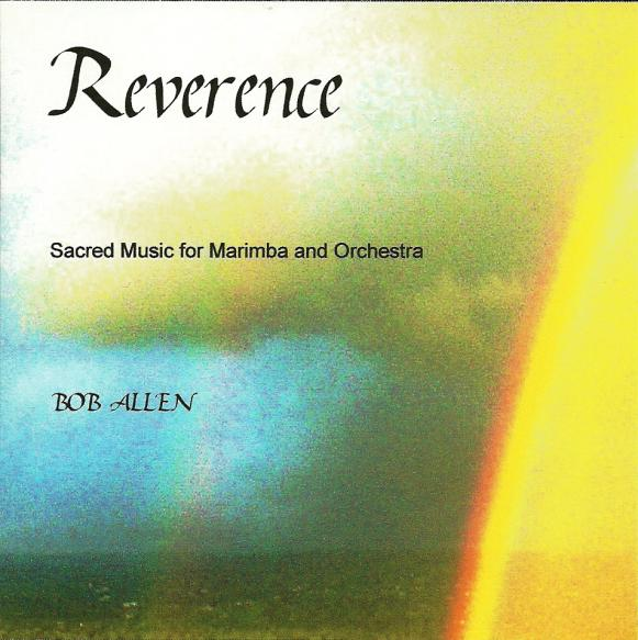 Reverence CD Cover Image